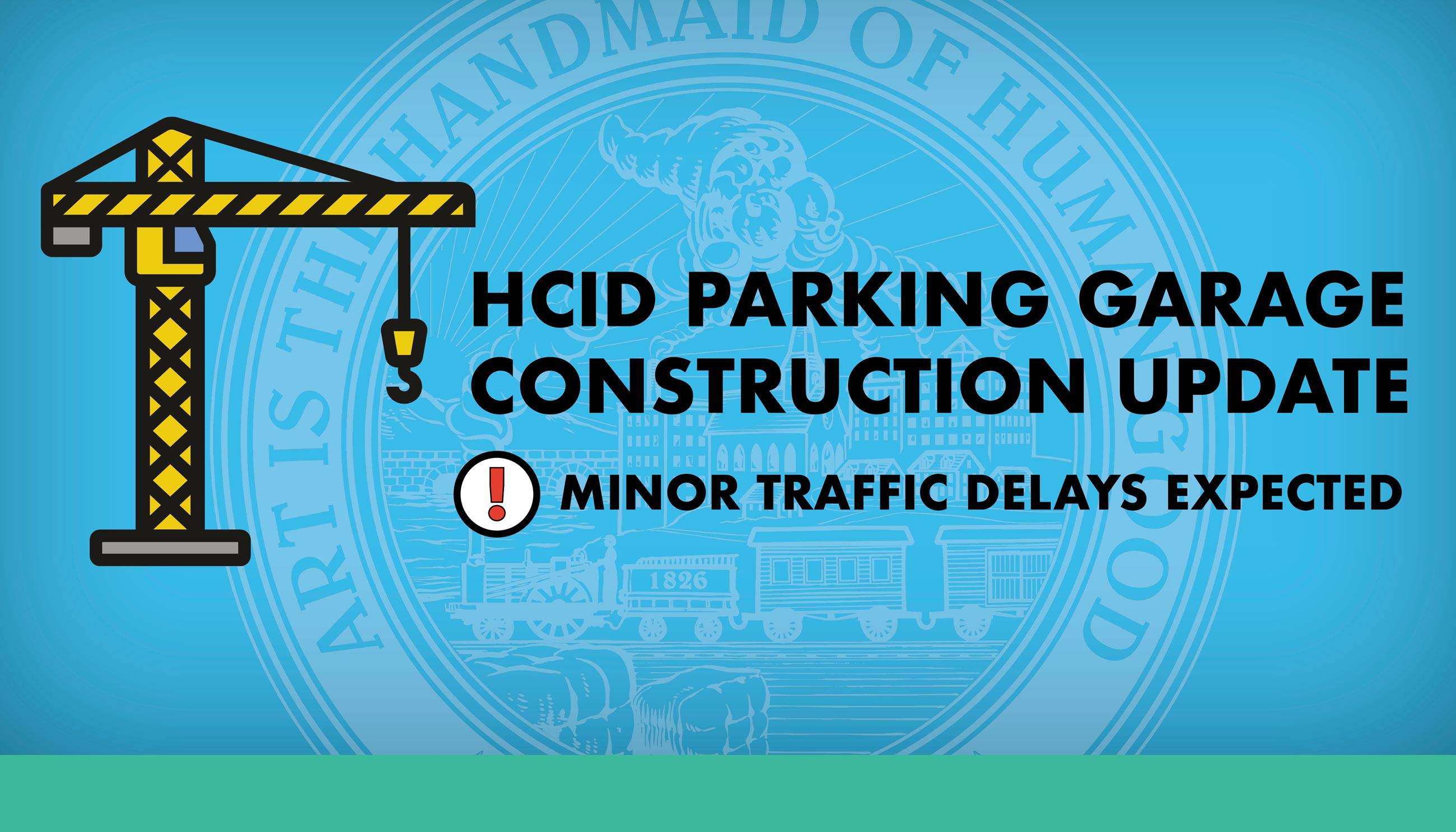 HCID Garage Update Graphic