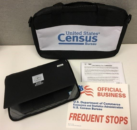 Census Enumerator Gear