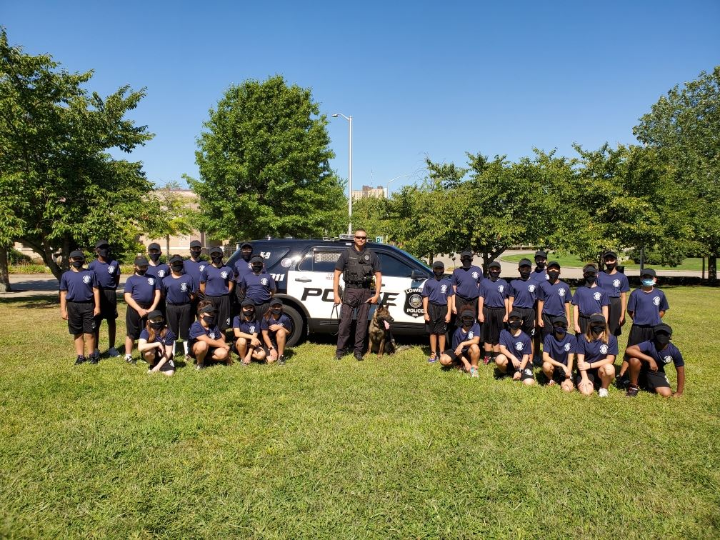 Student Police Academy 2020