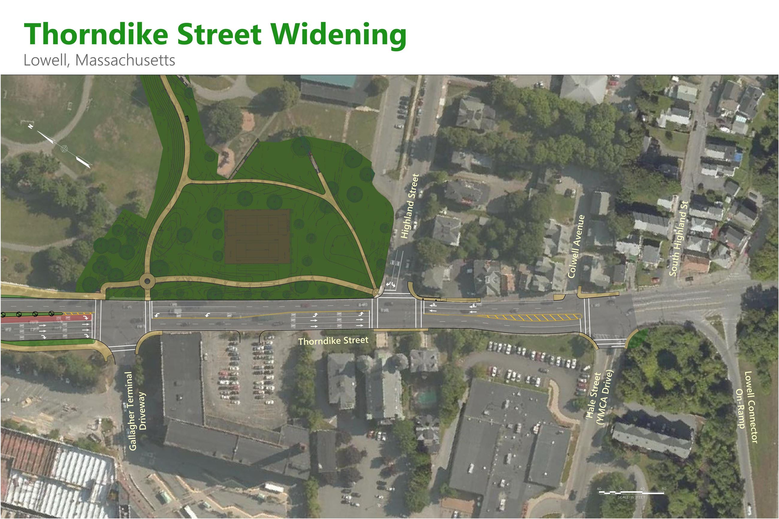Thorndike St Widening-BOARD