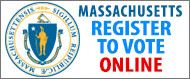 Massachusetts Register to Vote Online graphic