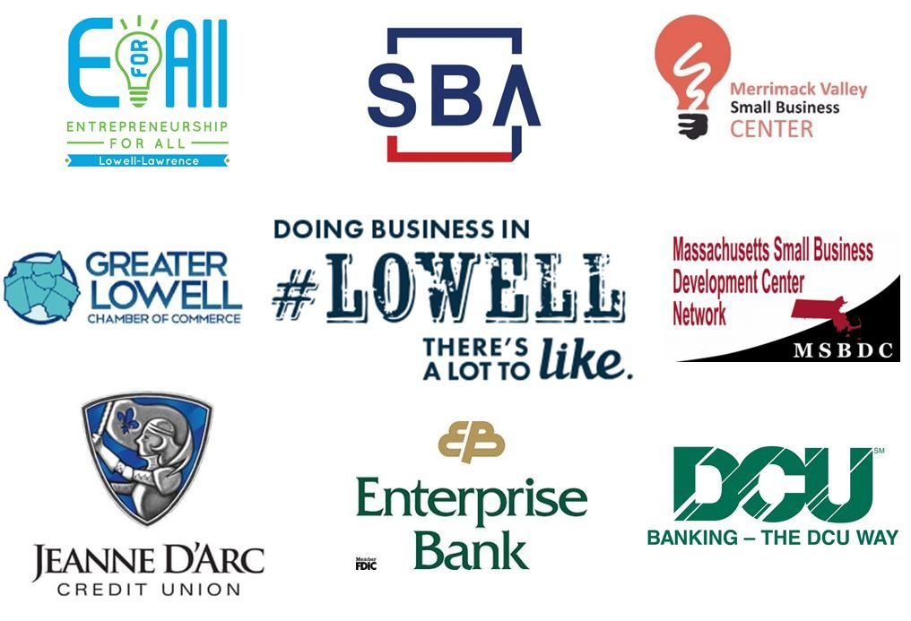 small biz week logos for website