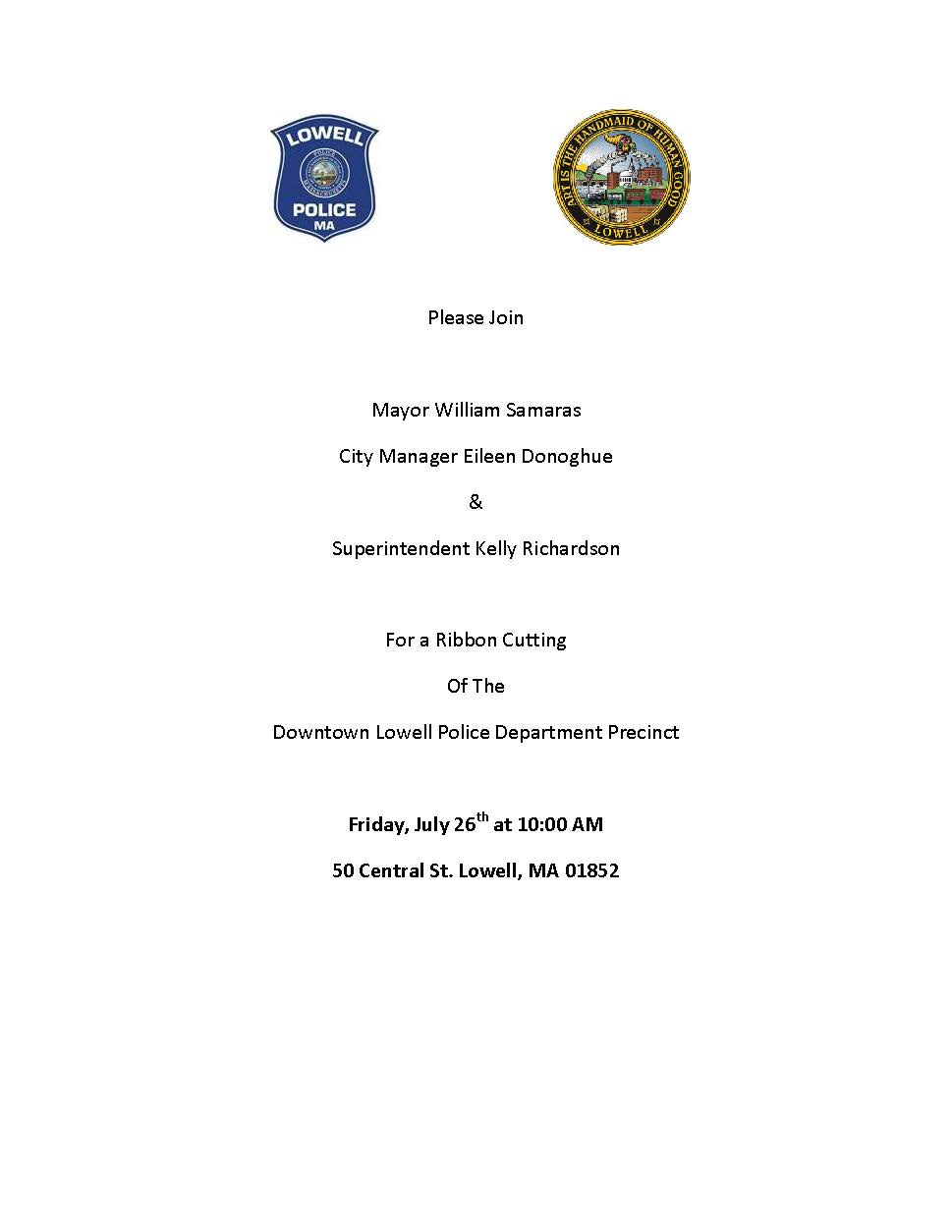 LPD Downtown Precinct Ribbon Cutting Final (3)