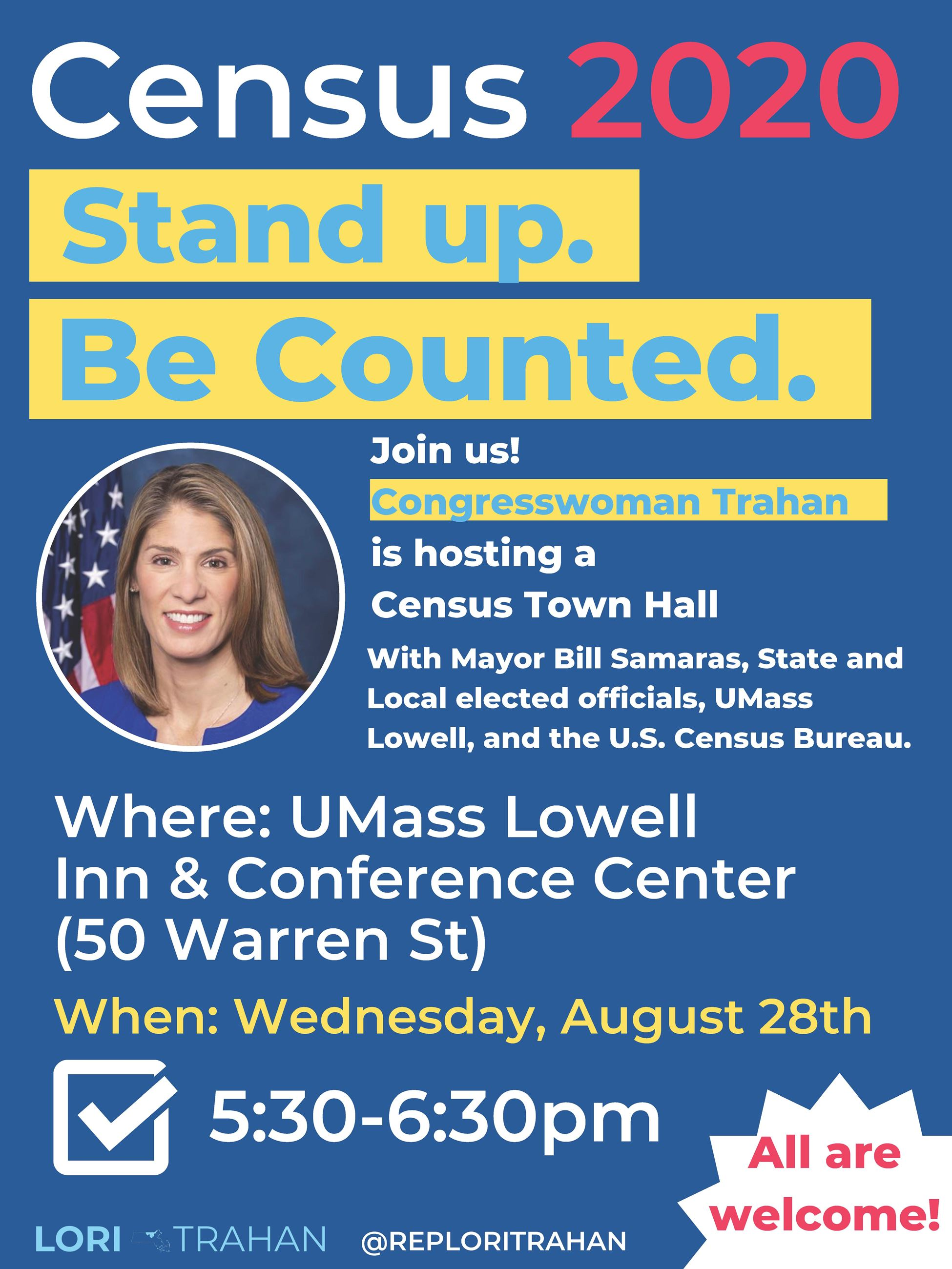 Congresswoman Trahan - Lowell Census Event Aug 2019 (2)