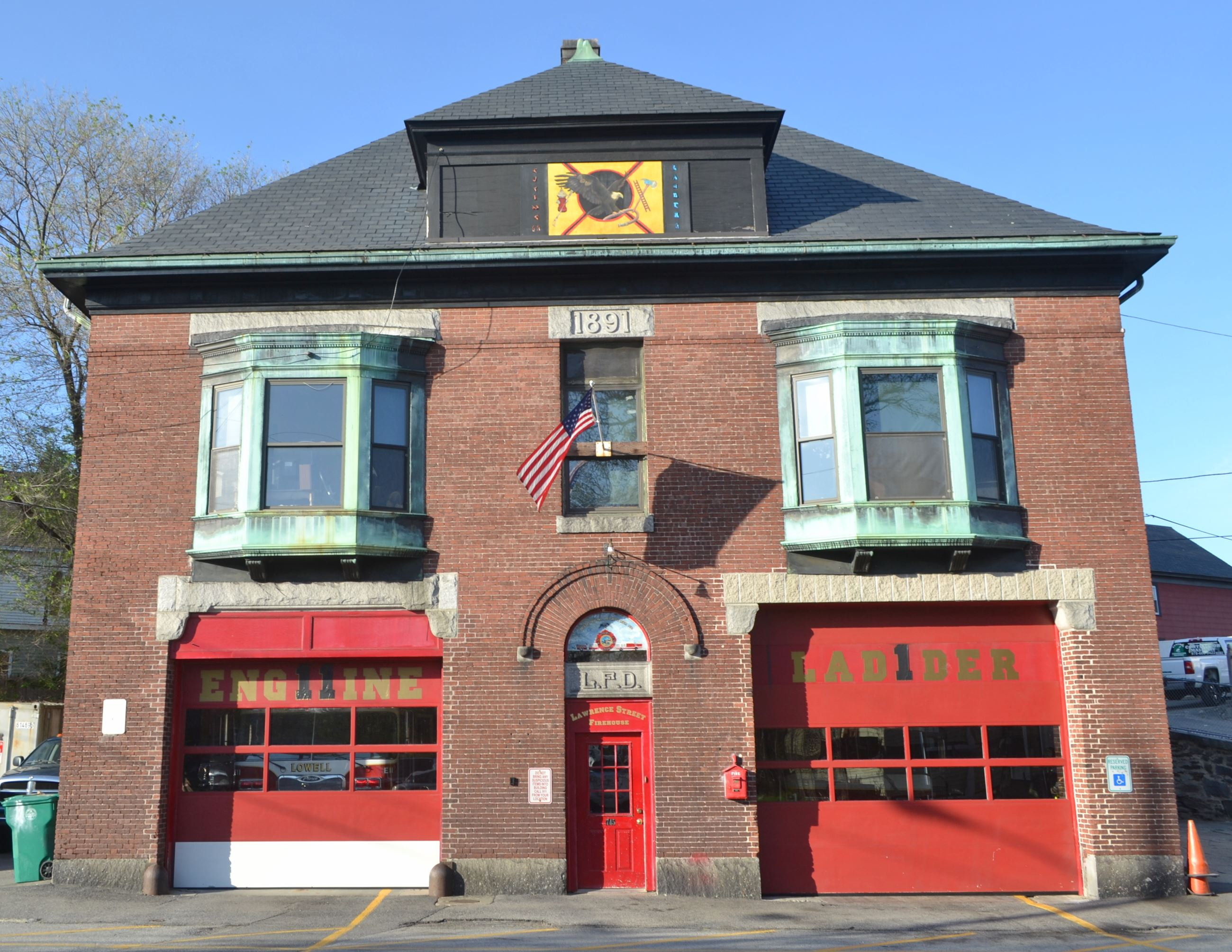 Lawrence St. Firehouse