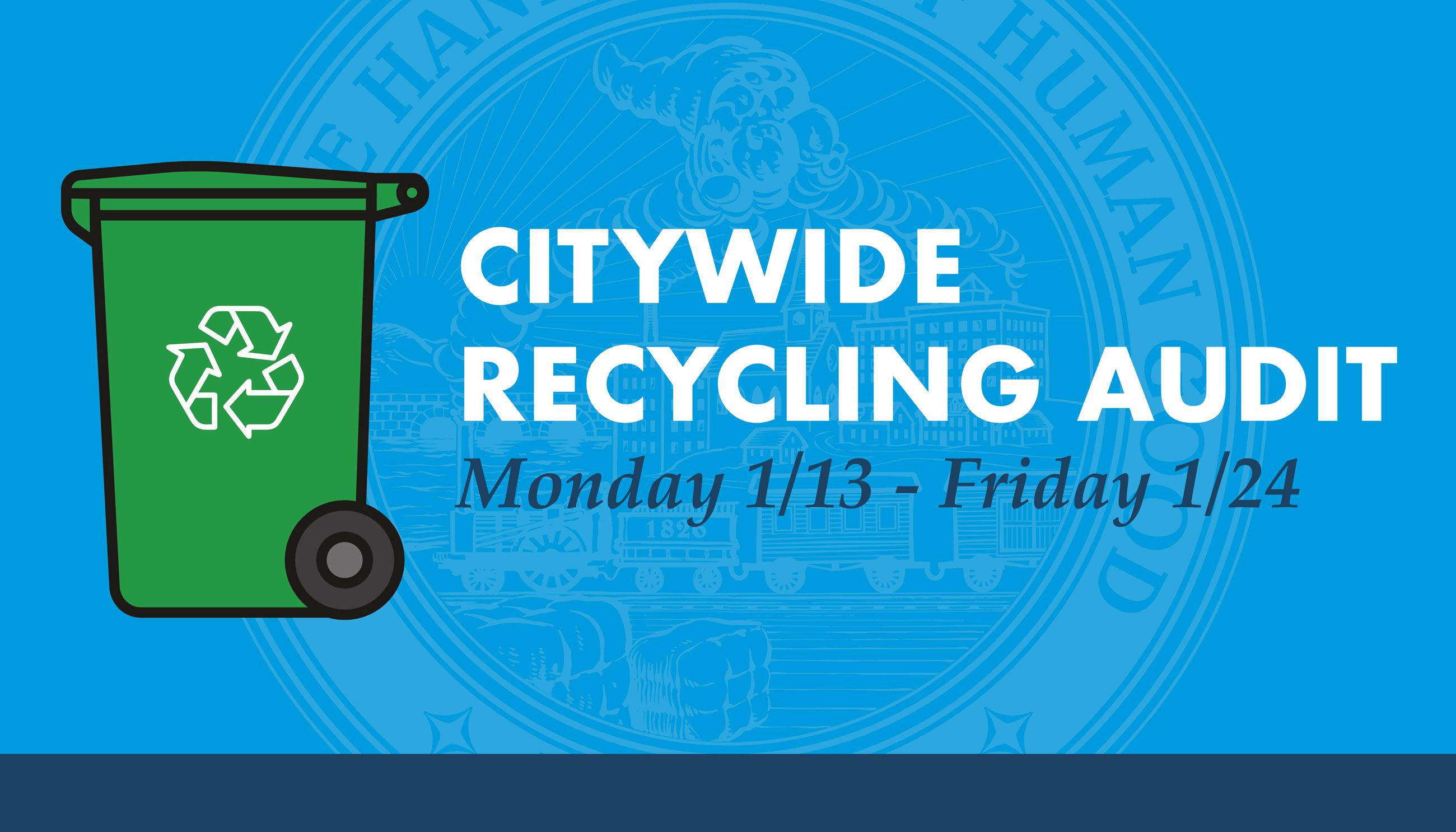 Citywide Recycling Audit 2