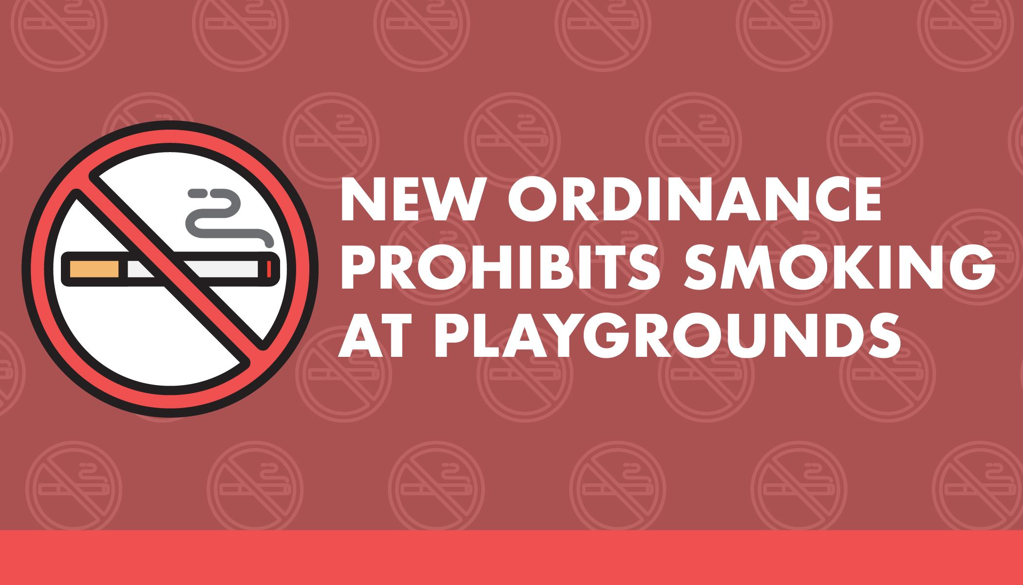 Smoking Ordinance 2-01